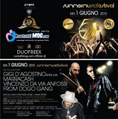 discoteca Studio 54 Milano